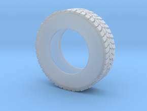 MACK MC3 HRV TIRE in Smooth Fine Detail Plastic