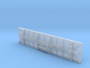 East Broad Top steel boxcar floor in Smooth Fine Detail Plastic