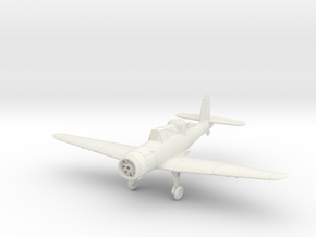 Blackburn Roc Wheels down in White Natural Versatile Plastic: 1:144
