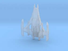 Dominion - Battleship in Smooth Fine Detail Plastic