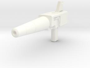 PotP Roadtrap Blaster in White Processed Versatile Plastic