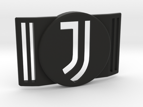 Freestyle Libre Shield - Libre Guard FOOTBALL - J in Black Premium Versatile Plastic