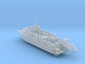 CB90 1/144 assault craft/Stridsbåt 90 H(alv) in Smooth Fine Detail Plastic