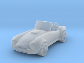 AC Cobra      1:160 N in Smooth Fine Detail Plastic