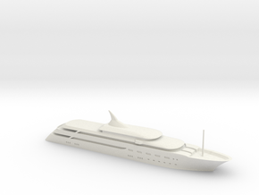 O'Mega Large Scale in White Natural Versatile Plastic