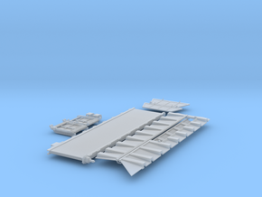 Kringstad ironworks crop shuttle-v5_pack_main in Smooth Fine Detail Plastic