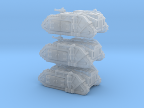 Aurox WH40k epic / 3 models in Smooth Fine Detail Plastic