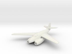 (1:144) Heinkel P 1073.2 in White Natural Versatile Plastic