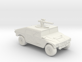 M966wTow 160 scale in White Natural Versatile Plastic