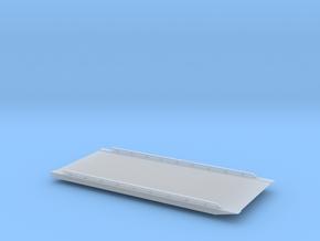 Rollback Platform in Smooth Fine Detail Plastic