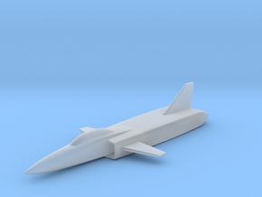 Fairchild-Republic AFTI Fighter Concept in Smooth Fine Detail Plastic