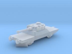 Panzerzüge panzerjagerwagon armored train 1/144 in Smooth Fine Detail Plastic