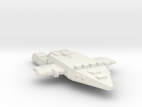 3788 Scale Orion Light Cruiser (CR) CVN in White Natural Versatile Plastic