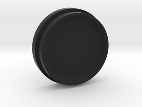NKED-V3 Token in Black Natural Versatile Plastic