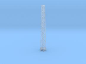 N Grain Conveyor support 106.5mm in Smooth Fine Detail Plastic