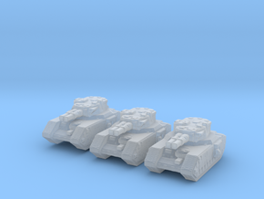 Macharius EPIC WH40k micro 3 models in Smooth Fine Detail Plastic
