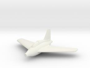 (1:144) Lippisch Li P.12 Entwurf I in White Natural Versatile Plastic