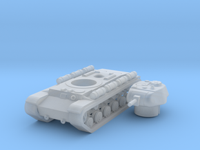 1/285 KV-8S in Smooth Fine Detail Plastic: Small