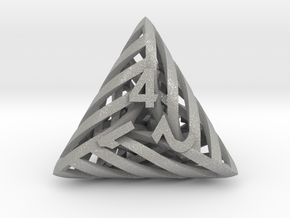 Helix Die4 in Aluminum