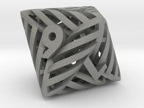 Helix Die8 in Gray Professional Plastic
