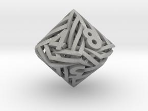 Helix d10 in Aluminum