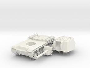 1/100 KV-152 in White Natural Versatile Plastic