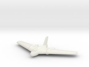 (1:144) Messerschmitt Me 329 in White Natural Versatile Plastic