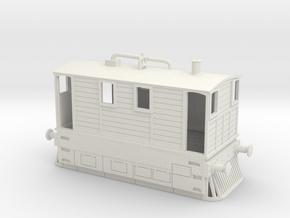 b-100-j70-tram-loco-1 in White Natural Versatile Plastic