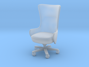Miniature Task Chair Genius - Giorgetti Furniture in Smooth Fine Detail Plastic: 1:12
