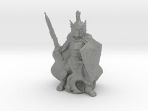 1-87 scale Dragon Knight 1 in Gray Professional Plastic