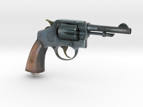 Smith & Wesson M10 W in Matte Full Color Sandstone