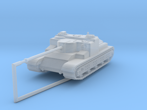 AT-15 1:285 in Smooth Fine Detail Plastic