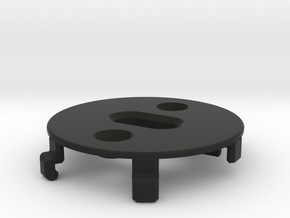 FD3, Titan Lite: peitelevy in Black Premium Versatile Plastic