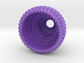 Vault Ribonucleoprotein 4HL8 in Glossy Full Color Sandstone: Medium