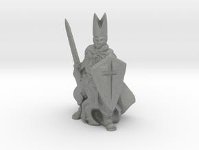 O Scale Inquisitor in Gray PA12