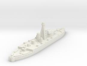 Erebus Class Monitor (UK) in White Premium Versatile Plastic