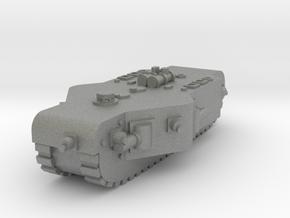 K-Wagen Super Heavy Tank (Germany) in Gray PA12
