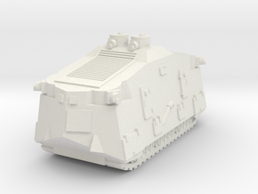Heidi APC (1/285) in White Natural Versatile Plastic