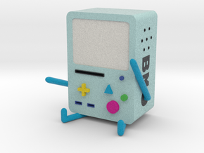 mini BMO 2.5 inches DIY in Full Color Sandstone