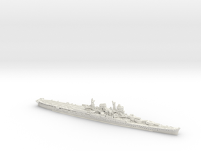 IJN CA Mogami [1944] (aircraft cruiser) in White Natural Versatile Plastic: 1:1200