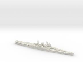 IJN CA Mogami [1944] (aircraft cruiser) in White Natural Versatile Plastic: 1:1200