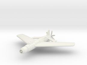 (1:144)(2 Seater) Focke-Wulf P.0310.025-1006  in White Natural Versatile Plastic