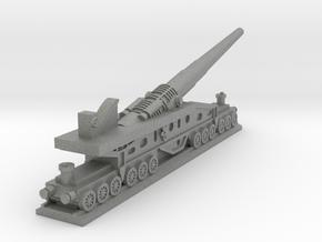 340mm/45 Modèle 1912 Railroad Gun (France) in Gray PA12
