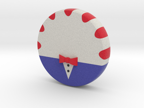 mini Peppermint Butler 1 inch DIY in Full Color Sandstone