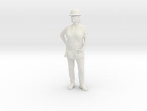 Printle C Femme 1133 - 1/32 - wob in White Natural Versatile Plastic