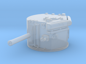 Lee CDL turret 1:200 in Smooth Fine Detail Plastic