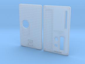 Sportello Billet Box Rev4  variante 6 in Smooth Fine Detail Plastic