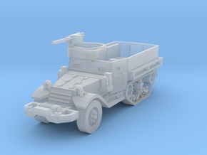 m5a1 halftrack scale 1/160 in Smooth Fine Detail Plastic