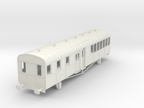 0-32-lner-clayton-railcar-trailer-1 in White Natural Versatile Plastic