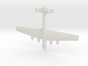 1:285  Dornier-19 in White Natural Versatile Plastic